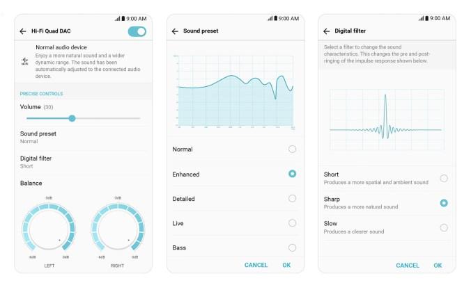 LG Electronics MobileComm USA V30-Hi-Fi-Quad-DAC