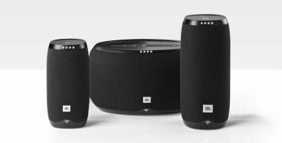 jbl assistant speakers