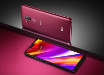 LG G7 THINQ OFFERS DEEP AI INTEGRATION FOR MAXIMUM USER CONVENIENCE A Complete Premium Smartphone with an Advanced Processor, Brilliant Display, Booming Audio and Intelligent Camera (PRNewsfoto/LG Electronics USA)